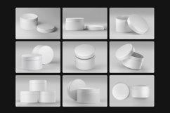 Cosmetic Jar Mockup Product Image 5