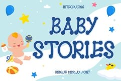 BABY STORIES Product Image 1