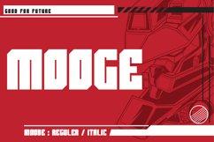 MOOGE Product Image 1