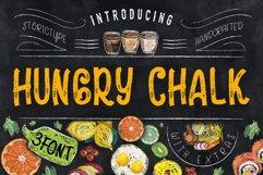 HungryChalk Typeface Product Image 1