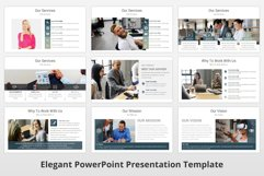 Elegant multipurpose PowerPoint Presentation Template Product Image 6