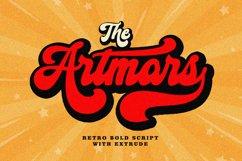 The Artmars Script Product Image 1