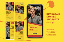 Updates! Bundle 12 packs instagram stories & posts powerpoin Product Image 6