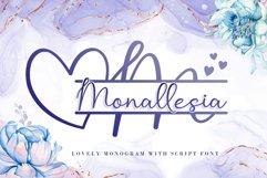 Monallesia Monogram Product Image 1