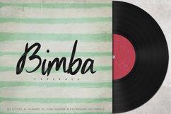 Bimba Typeface Product Image 1