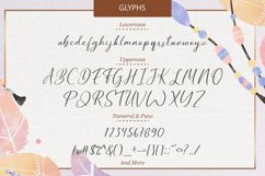 Backlight Modern Calligraphy Product Image 8