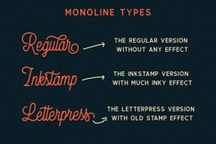 Thirdlone - Font Duo Product Image 4