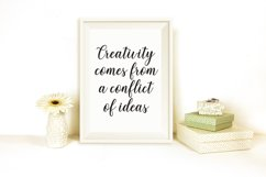 My Dream - Lovely Script Font Product Image 2