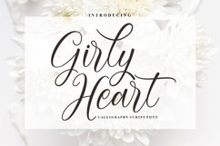 Girly Heart Product Image 1