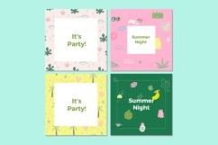 Forever Summer Land Abstract Design Product Image 5