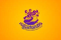 India Dance logo symbol illustration Product Image 3
