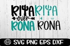 RITA Over RONA - Cinco De Mayo - Tequila - SVG DXF SVG EPS Product Image 2