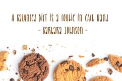 Delight Cookies - A Handwritten Font Product Image 6