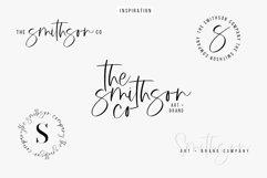 Moonstone - A Handwritten Script Font Product Image 3