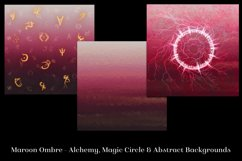 Magical Alchemy 3 - Background Images Textures Set Product Image 2
