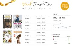 Viral Pinterest Templates Superpack Product Image 3