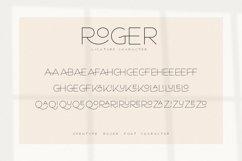 Roger - An Elegant Sans Serif Product Image 6