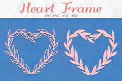Valentine Heart Svg, Valentines Day Svg, Valentine Clipart Product Image 1