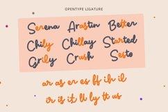 Mikeny - Handwritten Script Font Product Image 3