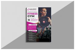 Fitness Flyer Template Product Image 3