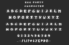 Web Font Egg Party - Easter Theme Font Product Image 2