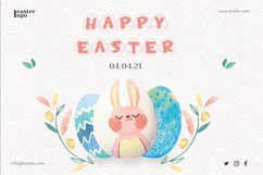 Egg Party - Easter Theme Font Product Image 5
