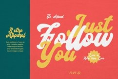 Web Font Eigher Font Product Image 5