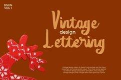 Web Font Elegi Vintage Script Font Product Image 2
