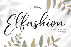 Elfashion Beauty Script Font Product Image 1