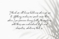 Elfashion Beauty Script Font Product Image 4