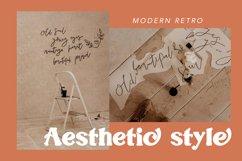 Emigrate - Modern Retro Font Product Image 6