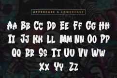 Boeghi - Graffiti Typeface Product Image 3
