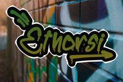 ENTERWISE - Graffiti Font Product Image 4