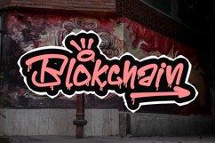 ENTERWISE - Graffiti Font Product Image 5
