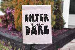 Ghostly - A Dripping Halloween Font Product Image 3