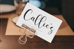 Erlissa - An Elegant Script Font Product Image 2