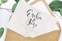 Erlissa - An Elegant Script Font Product Image 3