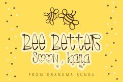 Bee Darling - Cute Handwritten Font Product Image 5