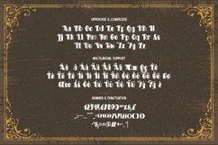 Web Font Escanor Font Product Image 5