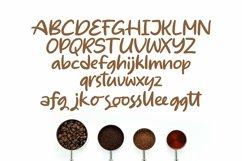 Web Font Espressous - Handrawn Font Product Image 2