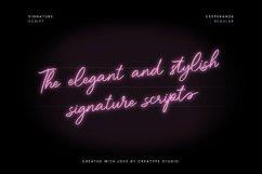 Essperanza Stylish Signature Script Product Image 6