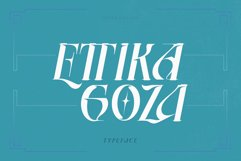 Ettika Goza Product Image 1