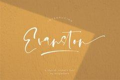 Evanston - Stylish Modern Font Product Image 1
