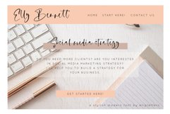 Evanston - Stylish Modern Font Product Image 2