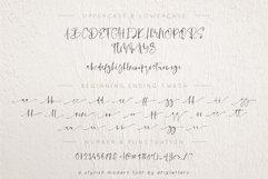 Evanston - Stylish Modern Font Product Image 5