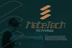 Web Font Evarfine - Modern Display Font Product Image 3