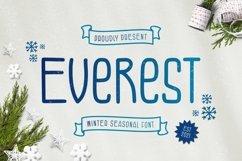 Web Font Everest Font Product Image 1