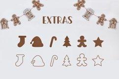 Christmas Font Bundle - 4 Font Mini-Bundle Product Image 5