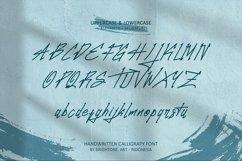 Artheim Handwritten Font Product Image 6
