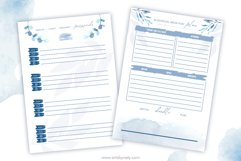 Working from home planner Indigo Edition Product Image 4